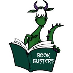BOOK BUSTERS LOGO